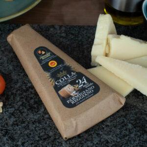 parmiginao reggiano perfekt für Käse Platten